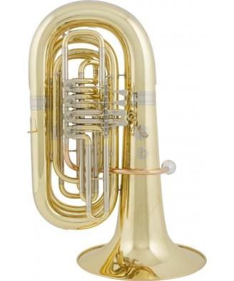 Tuba Cerveny Junior CBB 671-4G