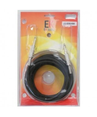 CABLE JACK RECTO 3m